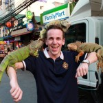 Bucket List: Hold an Iguana