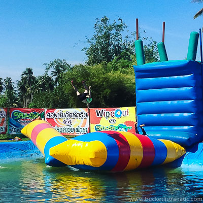 Blob Jumping - Bucket List