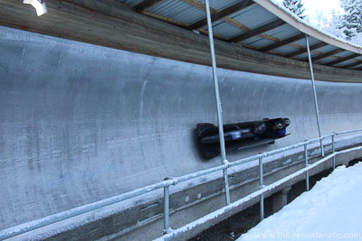 Bobsleigh - Lillehammer, Norway - Bucket List