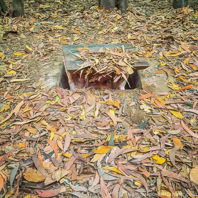 Cu Chi Tunnels, Vietnam - Bucket List