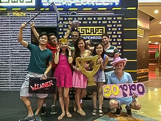 Escape Room - Bucket List