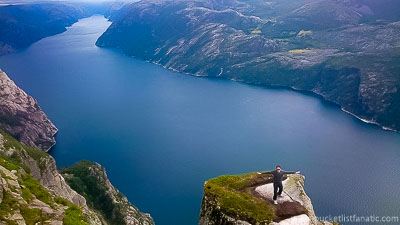 See the fjords of Norway - Bucket List