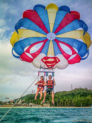 Parasail - Bucket List