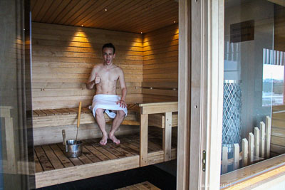 Sauna in Finland - Bucket List