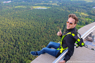 TV Tower, Estonia - Bucket List