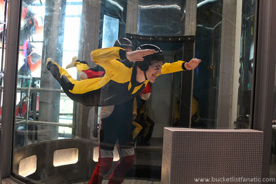Indoor skydiving | Norway