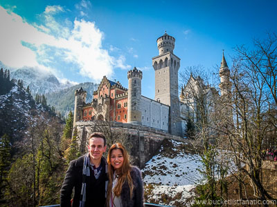 Visit Neuschwanstein, Germany - Bucket List