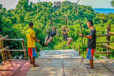 Zipline - Bucket List