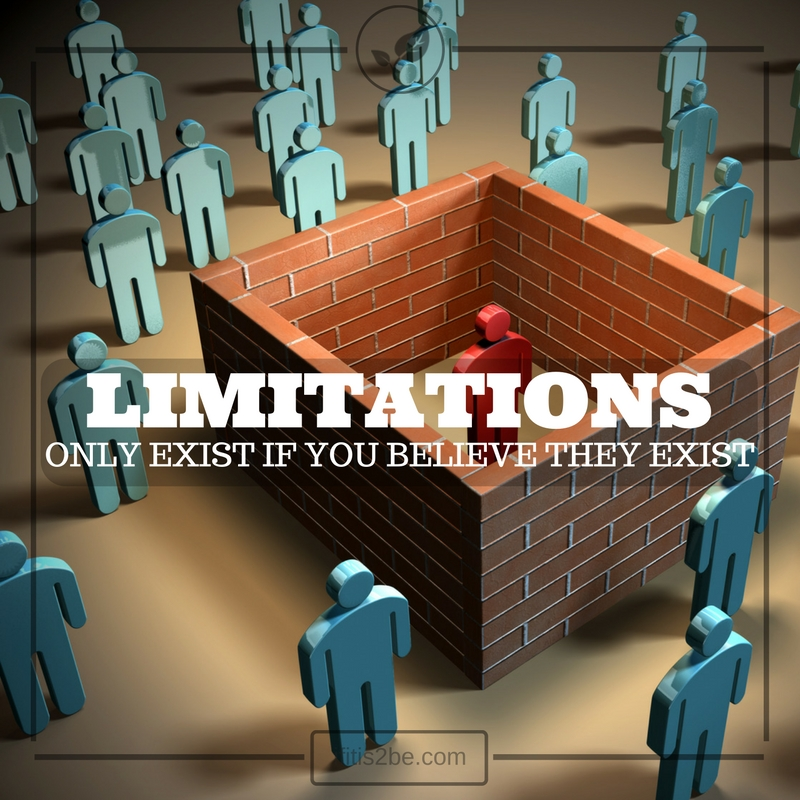 Quote about limitations