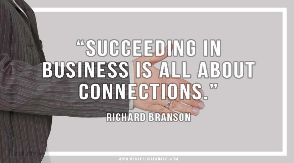 Ask Yourself These Questions - Business Relationship Quote