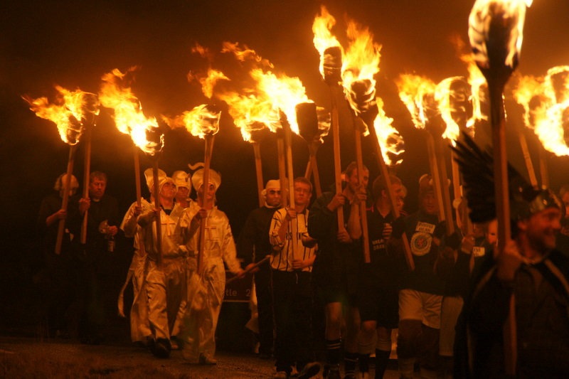 Up Helly Aa - Amazing Events Around the World