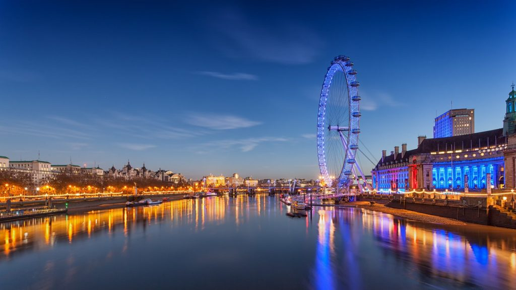London Eye - 50+ Heart-Pounding, Thrilling Activities for Daredevils